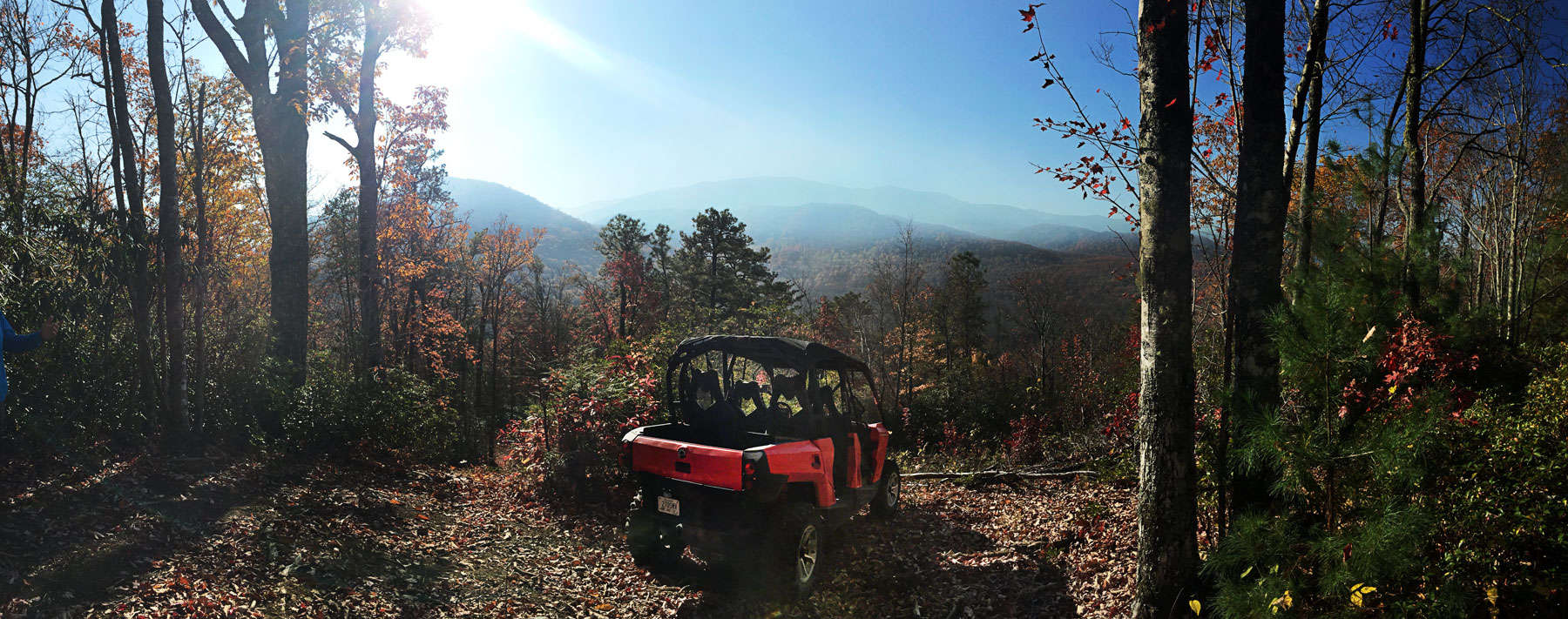 UTV Tours | Gatlinburg & Pigeon Forge TN | Smoky Mountain Adventure
